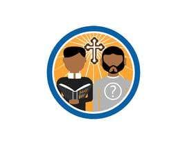 #3 untuk logo with bible and 2 people oleh FerPoloni