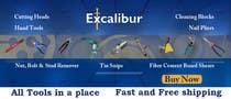 Bài tham dự #44 về Graphic Design cho cuộc thi Banner Ad Design for Excaliburtools.com.au