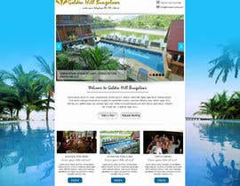 nº 3 pour Website Design for Golden Hill Bungalows Hotel par sayedphp