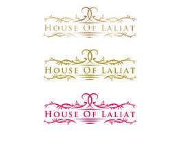 Nro 346 kilpailuun Logo/Sign - HOUSE OF LALIAT käyttäjältä eddesignswork