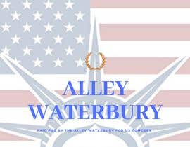 nº 6 pour Alley Waterbury for US Congress par SITINABIHAHH