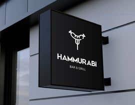 #54 for LOGO: Hammurabi Bar and Grill by haroodesignteam
