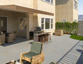 #10 untuk Backyard patio design oleh roarqabraham