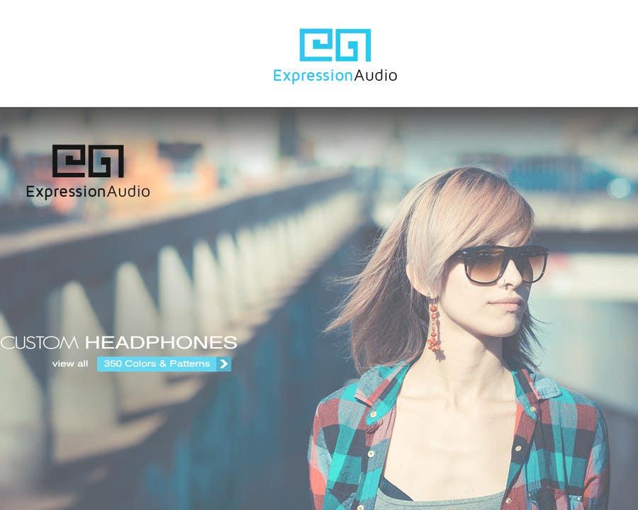 Bài tham dự cuộc thi #                                        77                                      cho                                         Design a Logo for Expression Audio