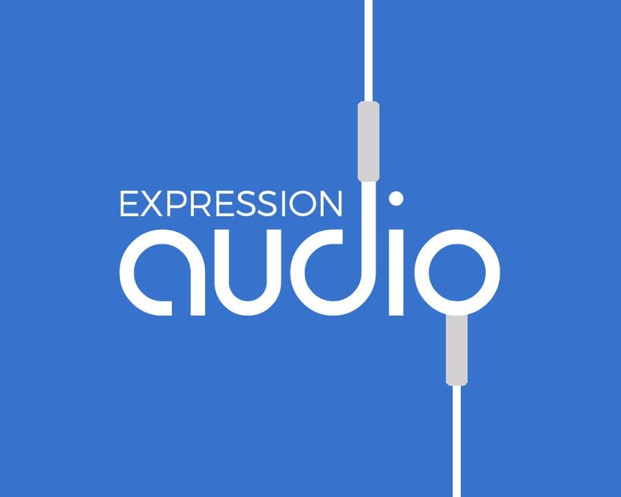 Bài tham dự cuộc thi #                                        57                                      cho                                         Design a Logo for Expression Audio