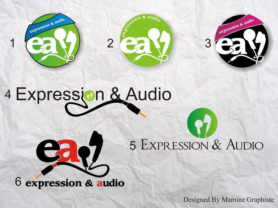 Bài tham dự cuộc thi #                                        16                                      cho                                         Design a Logo for Expression Audio