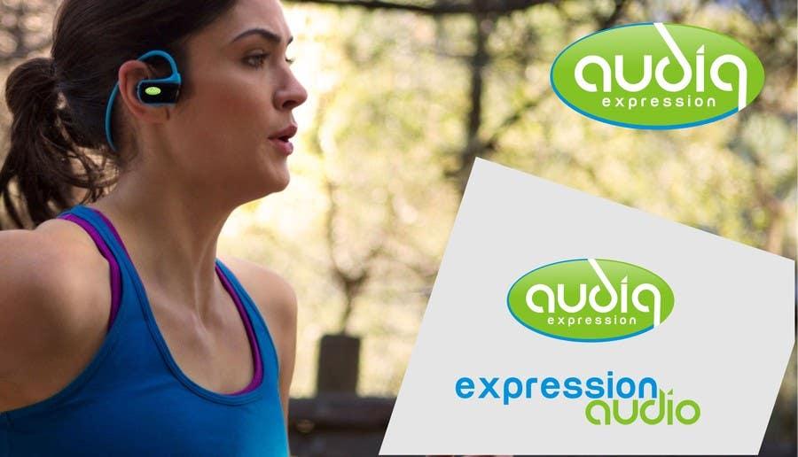Bài tham dự cuộc thi #                                        74                                      cho                                         Design a Logo for Expression Audio