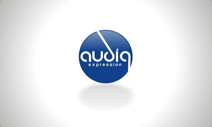 Bài tham dự cuộc thi #                                        75                                      cho                                         Design a Logo for Expression Audio