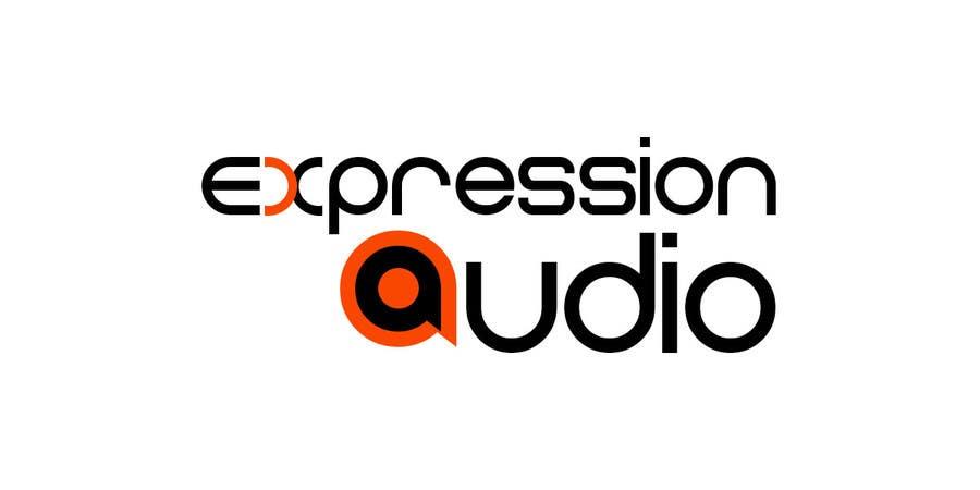 Bài tham dự cuộc thi #                                        64                                      cho                                         Design a Logo for Expression Audio