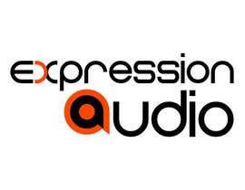 #64 cho Design a Logo for Expression Audio bởi dipakart