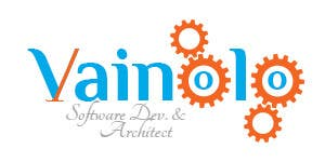 Kilpailutyö #6 kilpailussa Logo Design for Vainolo.com