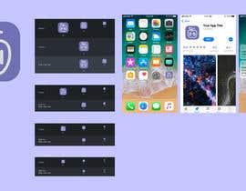 nº 148 pour Create an app icon for a nutrition and workouts app. par Fittiani