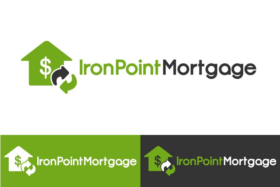 Contest Entry #179 for Logo Design for Iron Point Mortgage