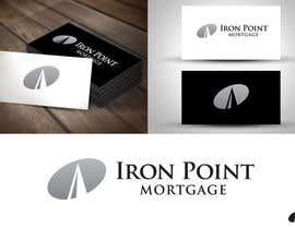 #115 untuk Logo Design for Iron Point Mortgage oleh benpics