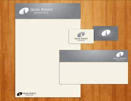 #116 cho Logo Design for Iron Point Mortgage bởi benpics