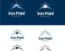 #105 untuk Logo Design for Iron Point Mortgage oleh SteveReinhart