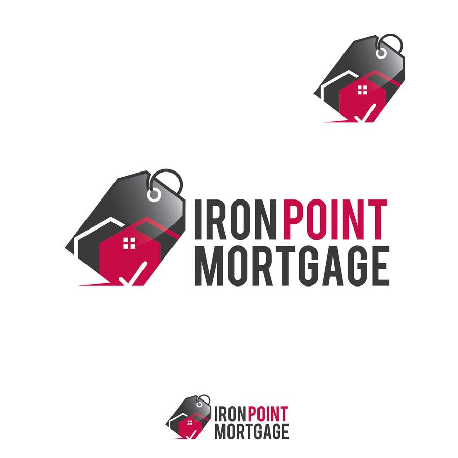 Contest Entry #81 for Logo Design for Iron Point Mortgage