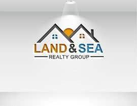 #59 untuk Land & Sea Logo oleh subirdhali212