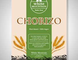 "#30 for 3""x4"" Vertical Food Product Label for White Mountain Foods by zrules"