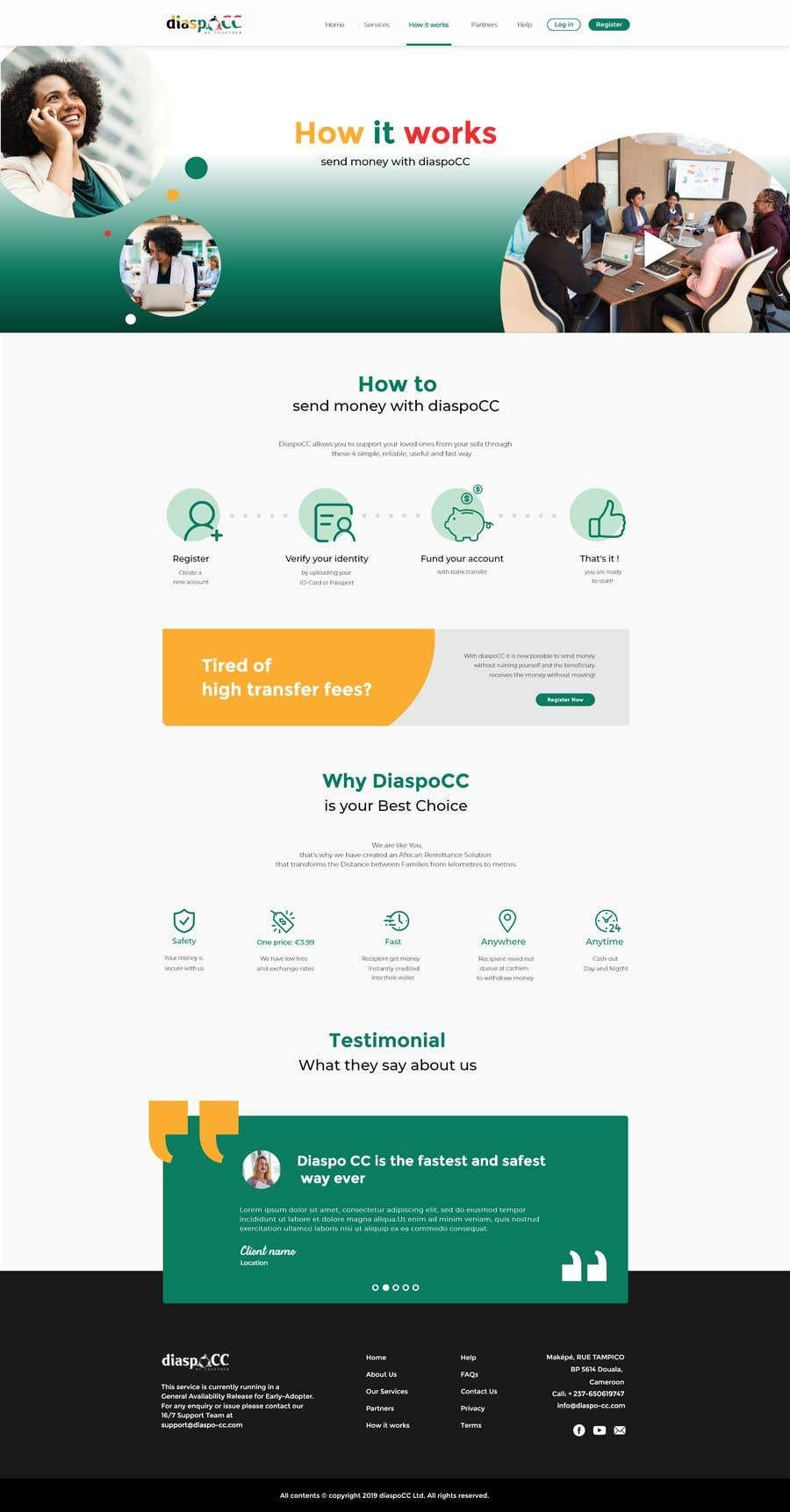 "Kilpailutyö #25 kilpailussa Redesign an ""How-To"" page"