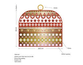 #9 для Design me a beautiful textile product от martarbalina