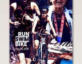 #66 untuk Triathlon Sports Poster Design oleh IslamNasr07