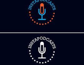 #7 for Instapodcast logo af fahim366