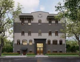 Nro 21 kilpailuun Exterior Render - Hotel käyttäjältä ARVANZ