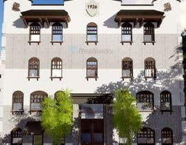Nro 22 kilpailuun Exterior Render - Hotel käyttäjältä Arif108