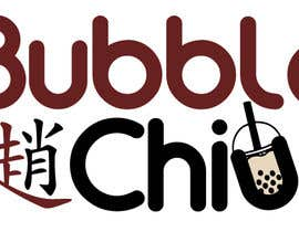 #15 cho Logo for a bubble tea company bởi lynalyas
