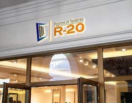 #152 for Design a logo for a doors and windows company af nuralam12