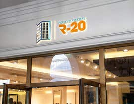 #178 for Design a logo for a doors and windows company af nuralam12