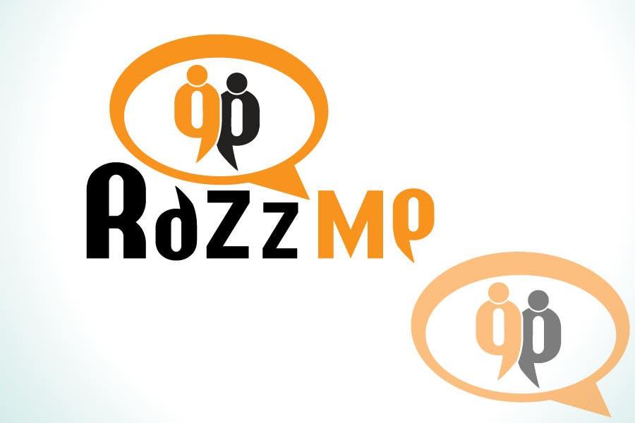 Penyertaan Peraduan #                                        39                                      untuk                                         Logo Design for Razz Me