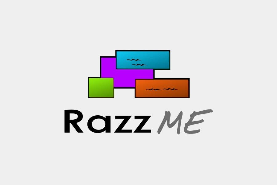 Penyertaan Peraduan #                                        65                                      untuk                                         Logo Design for Razz Me