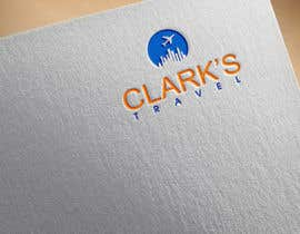 #30 for Clark's Travel Logo by flyhy