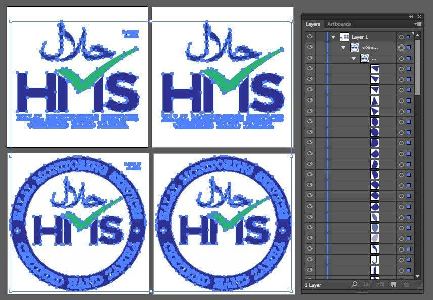 Contest Entry #9 for Create a Vector Version of existing logos - 11/06/2019 22:51 EDT