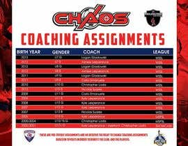 #8 cho URGENT Need coaching assignment flyer created bởi maidang34