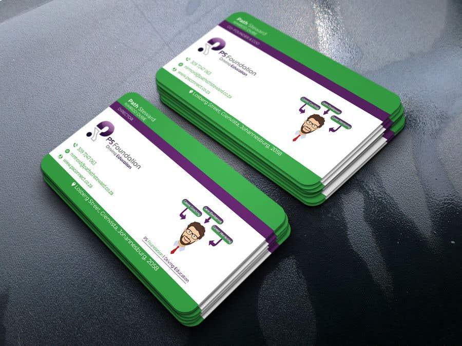 Penyertaan Peraduan #183 untuk Business card Design