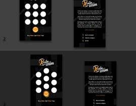 Deargdue007 tarafından Design loyalty card for coffee shop için no 43