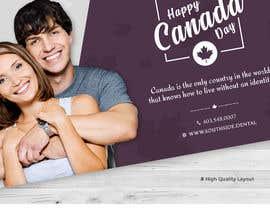 #14 para Facebook Banner - Canada Day - SSD por kreativedesizn