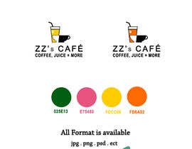#321 for ZZ'S CAFÉ COFFEE, JUICE AND MORE by ashfaqadil54