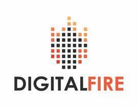 #92 for Digital Fire Logo Design by AntonLevenets