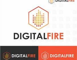 #126 for Digital Fire Logo Design by AntonLevenets