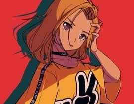 #26 pentru Make an Anime Style Female Character de către BadWombat96