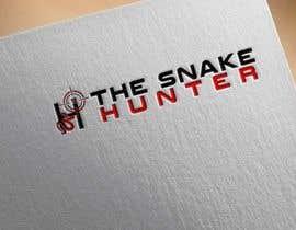 #34 untuk Design a Logo for The Snake Hunters oleh LincoF