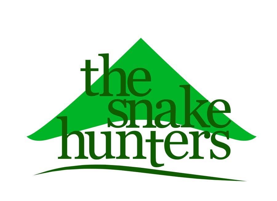 Penyertaan Peraduan #                                        42                                      untuk                                         Design a Logo for The Snake Hunters