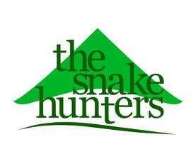#42 untuk Design a Logo for The Snake Hunters oleh andrewirawan