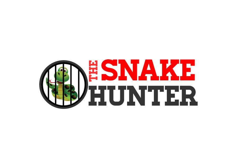 Penyertaan Peraduan #                                        43                                      untuk                                         Design a Logo for The Snake Hunters