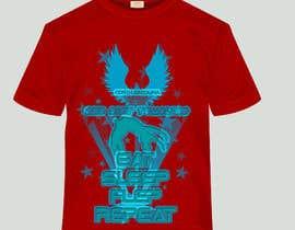 #18 for Tumbling team shirt design by skmasudurrahaman