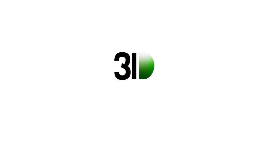 Penyertaan Peraduan #53 untuk Logo design for i3D.
